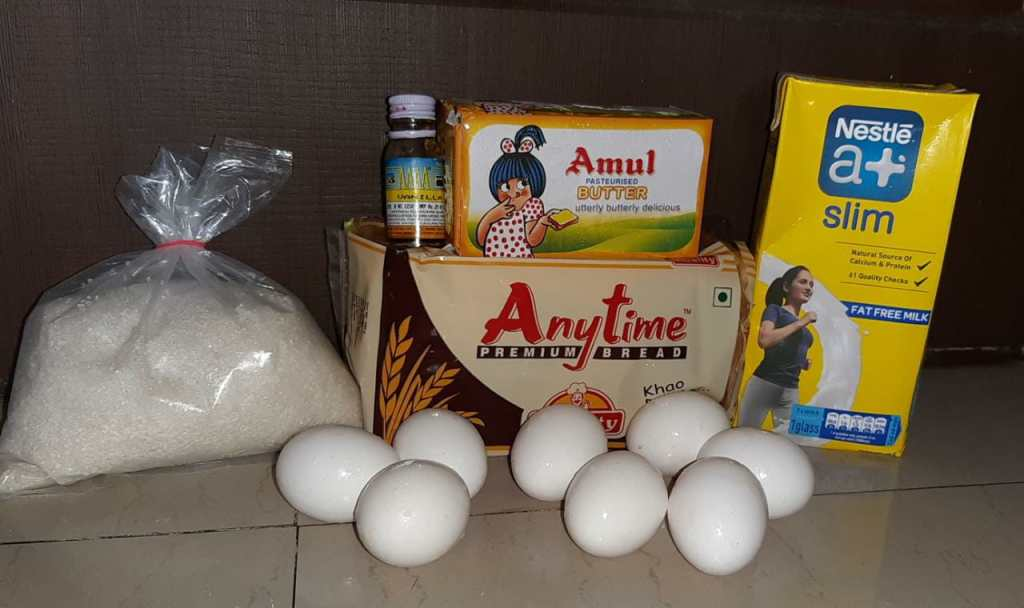 French Toast_Ingredients