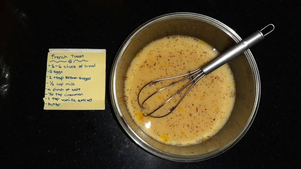 French Toast_Mixture_Recipe