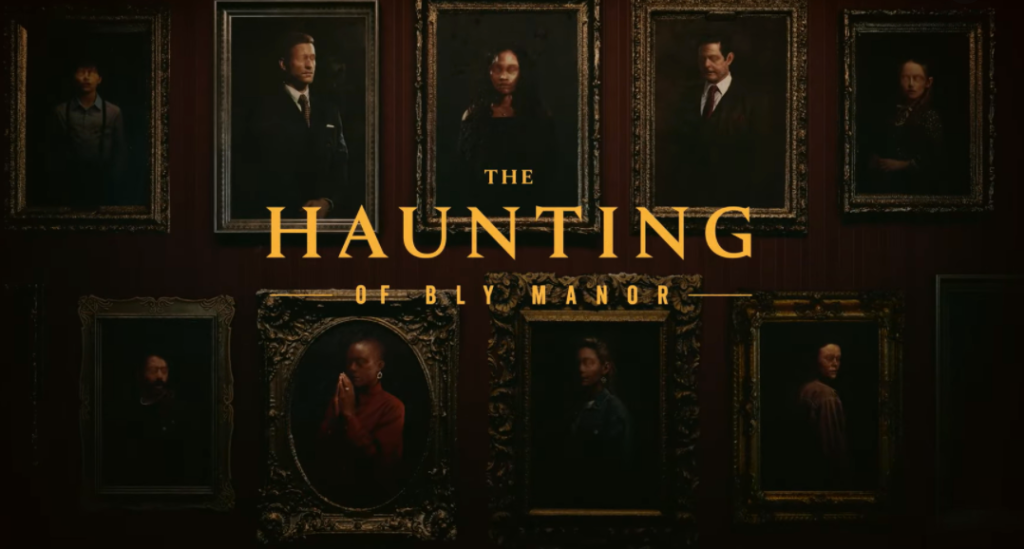 Title-card for The Haunting of Bly Manor.