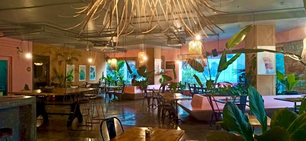 One O Eight Lifestyle Cafe Koregaon Park Pune