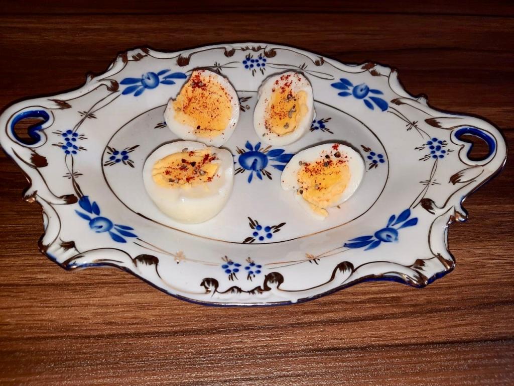 Homemade Boiled Egg