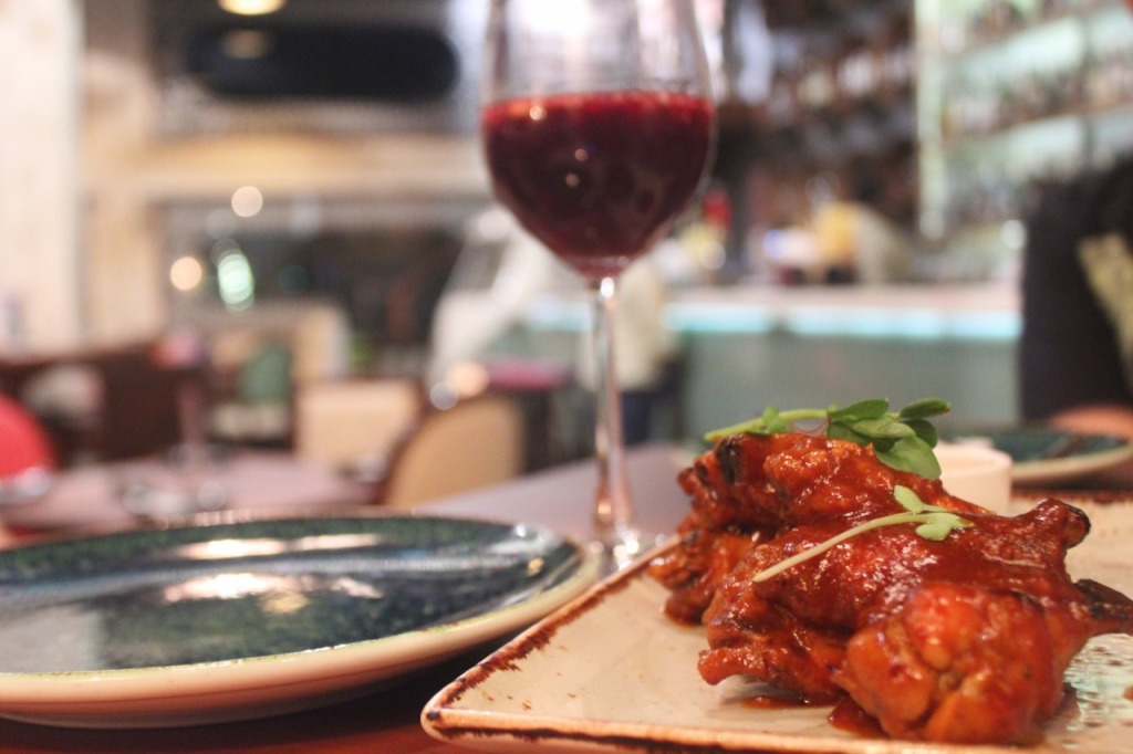 Chicken Wings, The Sassy Spoon Pune
