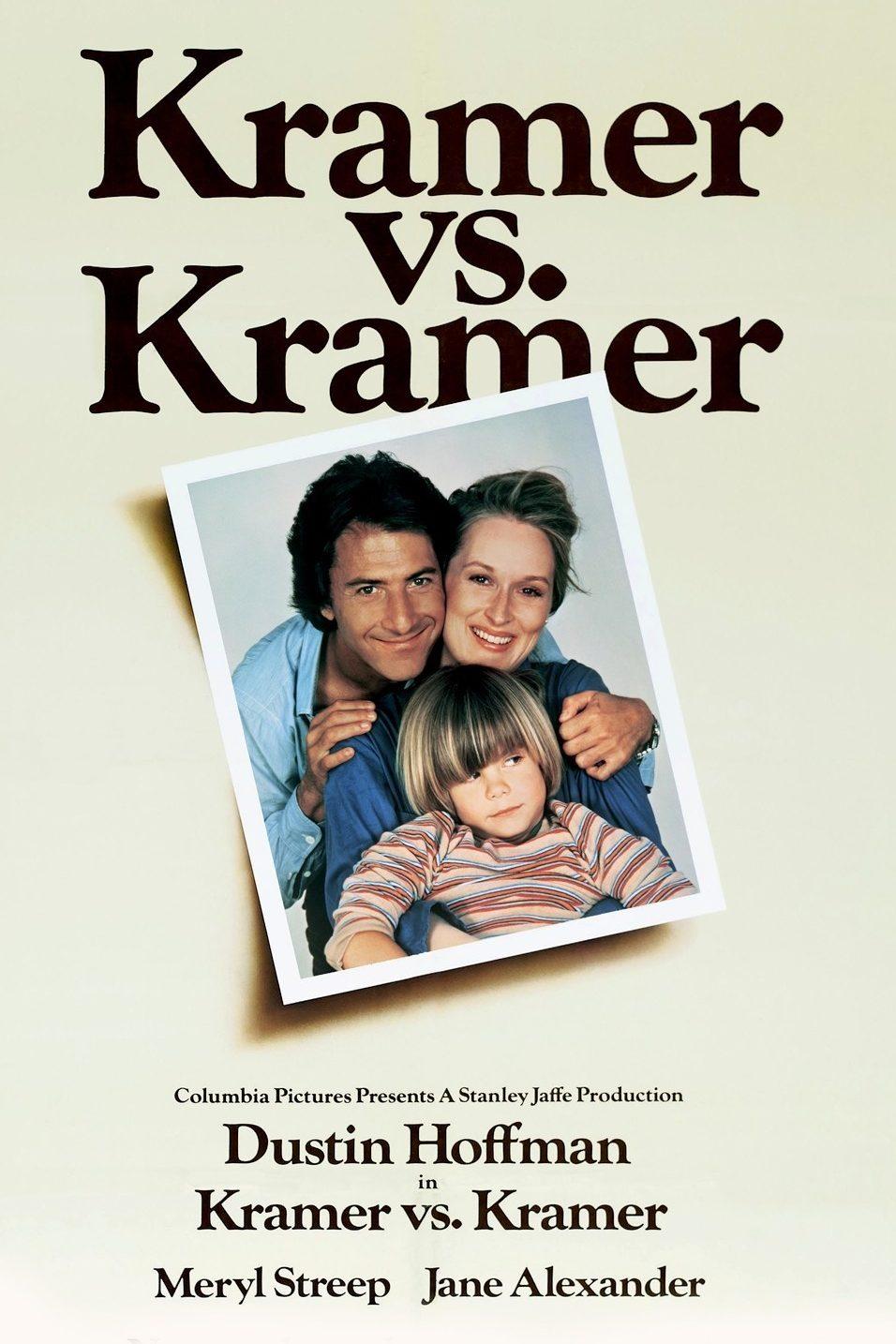 Kramer vs. Kramer Poster (1979)