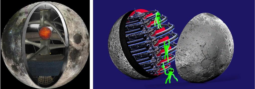 Hollow Moon | Vasin-Shcherbakov Theory
