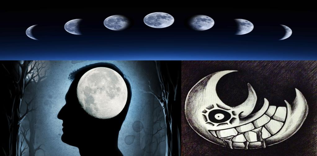 Moon Lunacy | Moonstruck